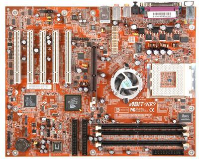 Abit NF7 motherboard