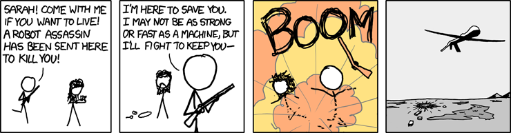 XKCD More Accurate